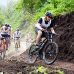 Mountain bike cross-country photo