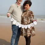 Beach Engagement Shoot, Clacton, Essex