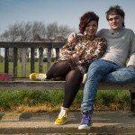 Seaside Engagement Shoot, Clacton, Essex Photographer