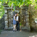 Engagement Shoot, Colchester Castle, Essex Photographer
