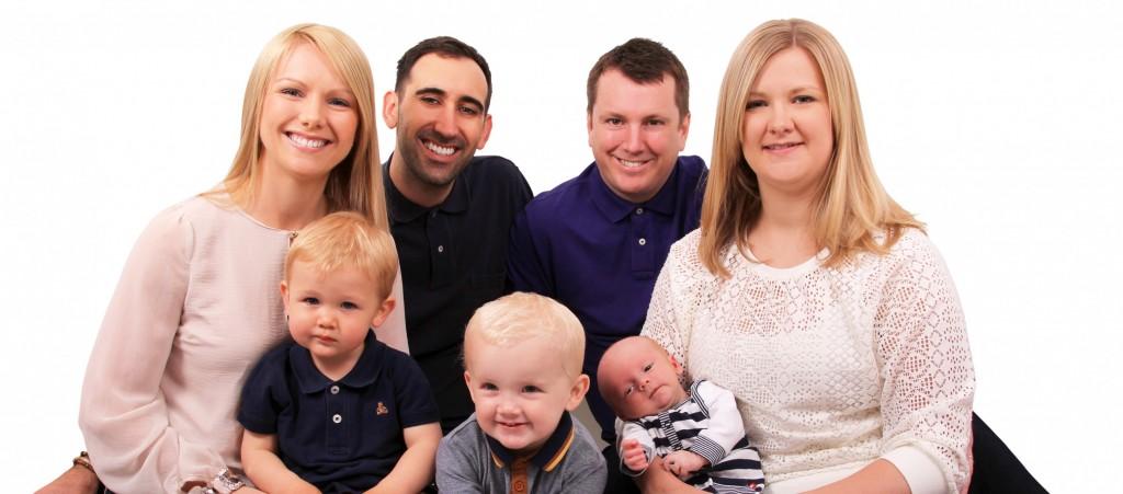 Family Portrait Essex Studio