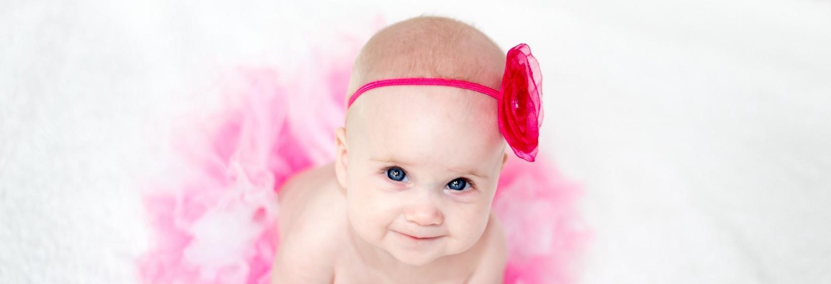 Essex baby portrait