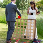 High House, Lawn Games, Essex Wedding