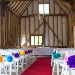 Essex Barn, Wedding Aisle, High House
