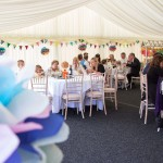 High House Weddings, Marquee reception
