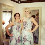 Bridal cottage, High House, Bridesmaids