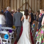 High House Barn, Wedding Aisle