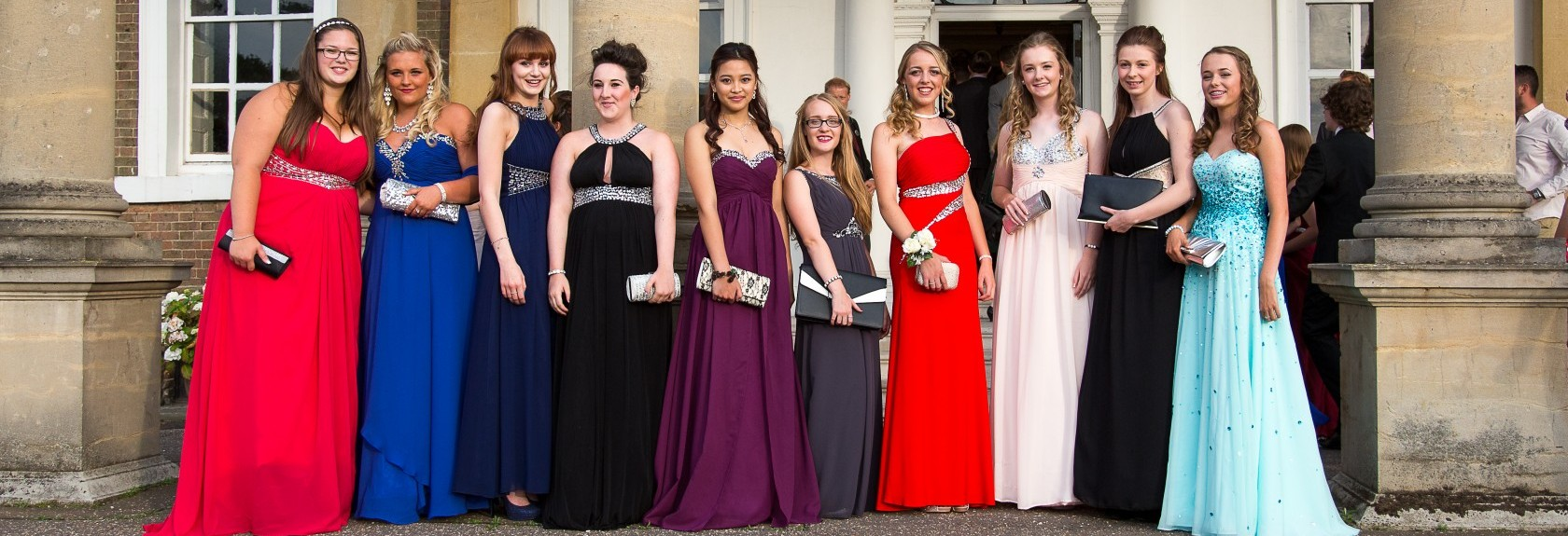 School Prom Photography, Essex