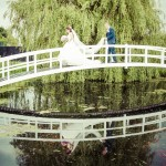High House Weddings, Essex, Photography, Bridge