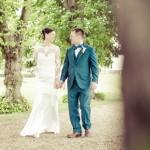 Wedding couple, channels estate, essex wedding