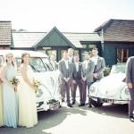 Essex Barn, Channels Estate, Camper Van, Beetle, Wedding