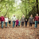 Woodland family photoshoot, Essex lifestyle shoot