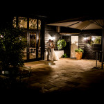 High House Weddings, Night photo, wedding couple