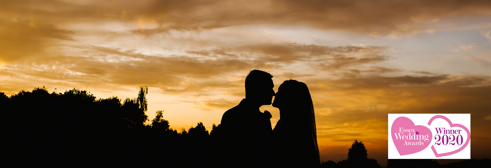 Sunset Portrait, Sunset Wedding