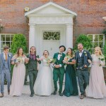 Wedding party, Mulberry House